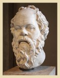 This bust resides in the Louvre, and was found here: http://www.humanjourney.us/greece3.html