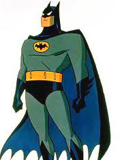 Batman is copyrighted by DC Comics
