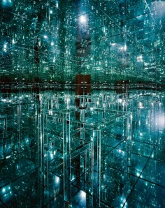 Mirrored Room by Lucas Samaras