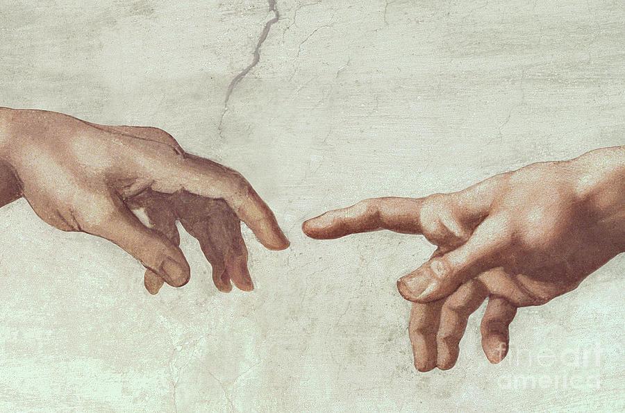 hands-of-god-and-adam-by-michelangelo-michelangelo-buonarroti